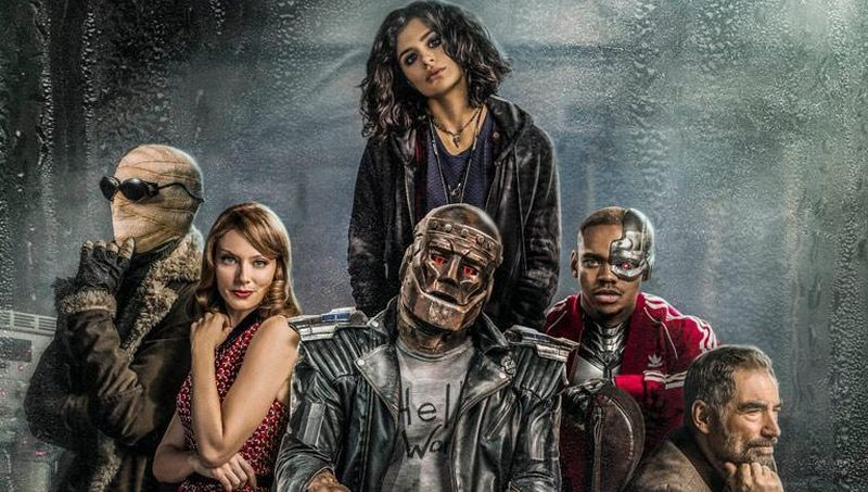 Scope out DC Universe's new poster for Doom Patrol