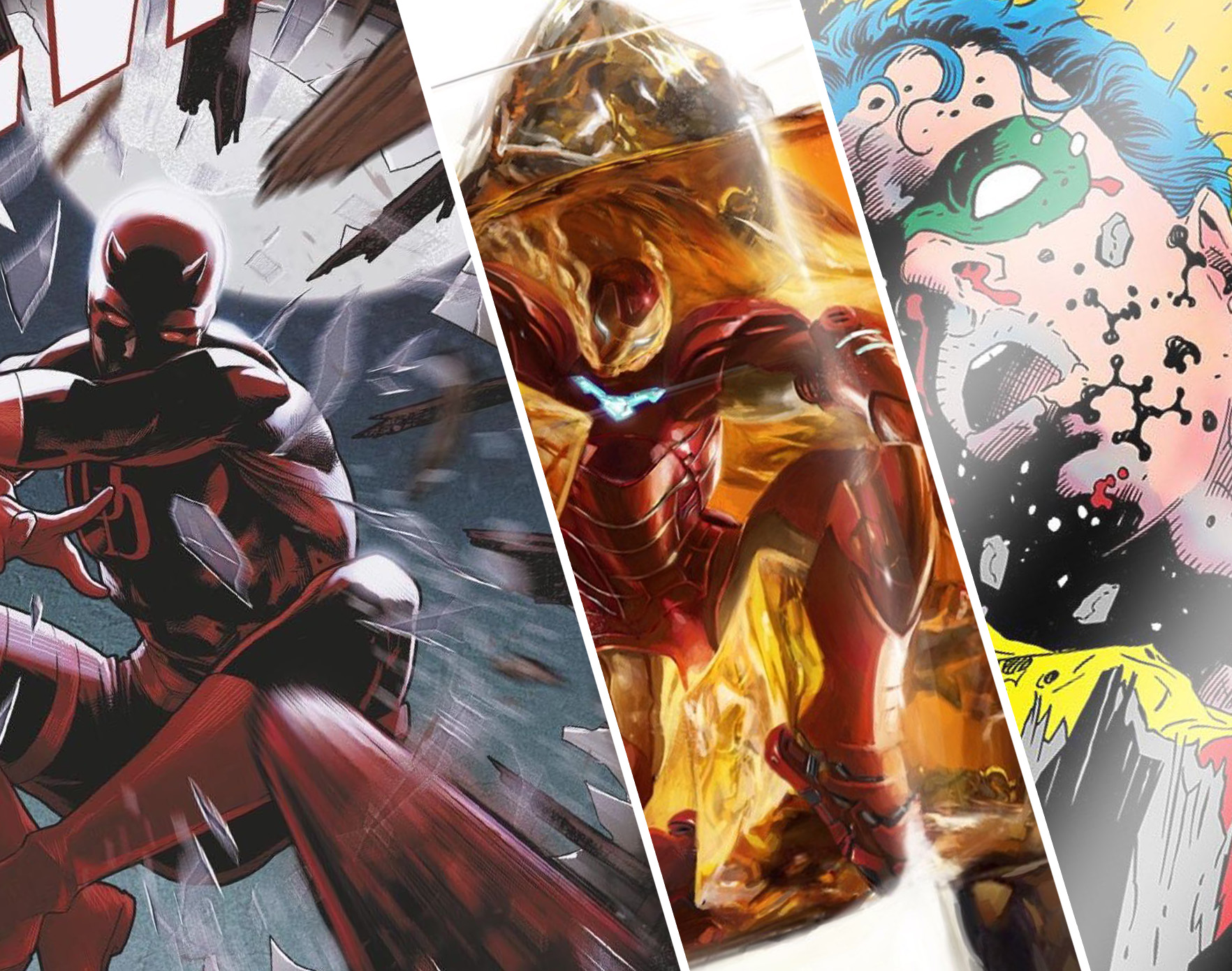 Latest comics news and discussion about the best comics each week.