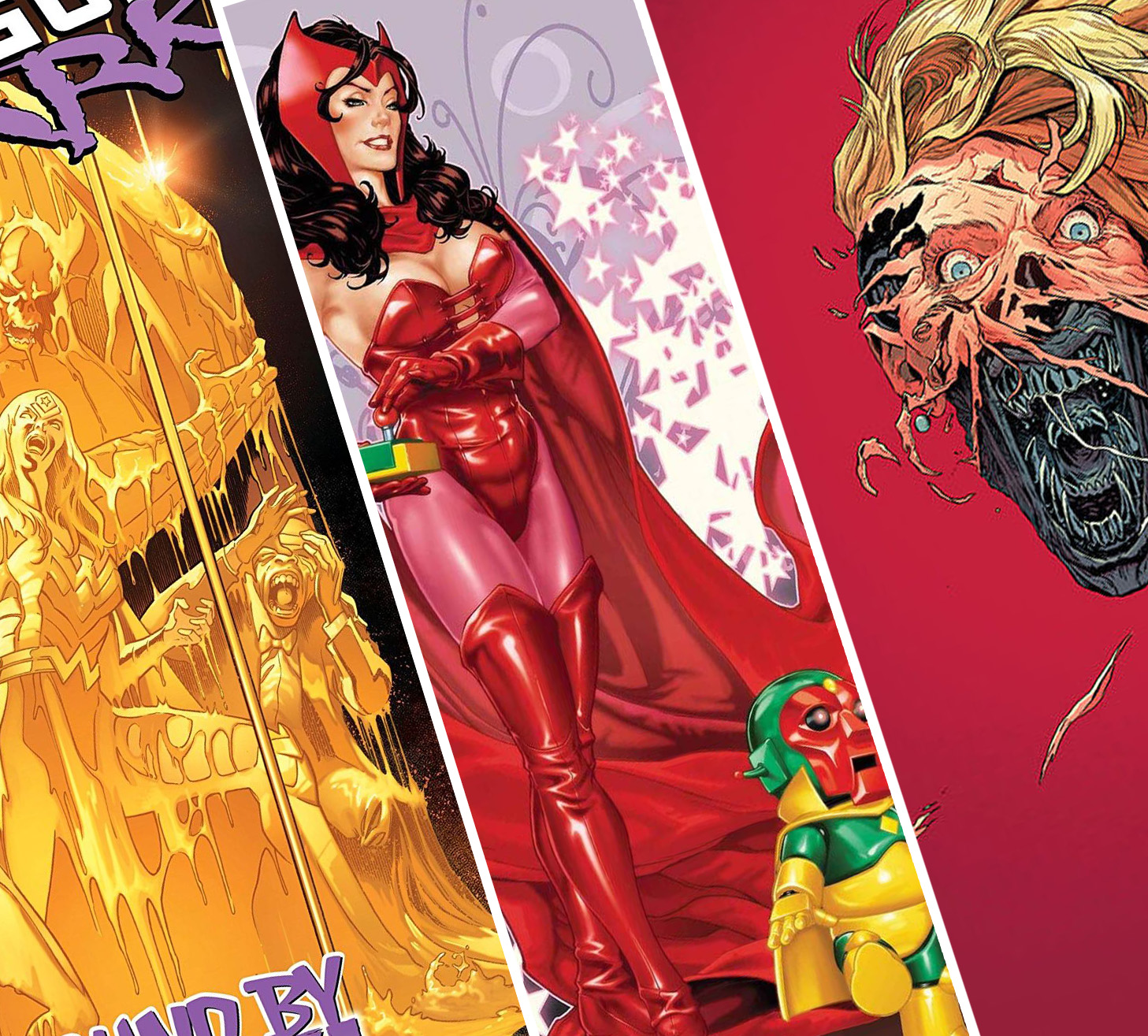 A recap of the latest news and best comics out in the last week.