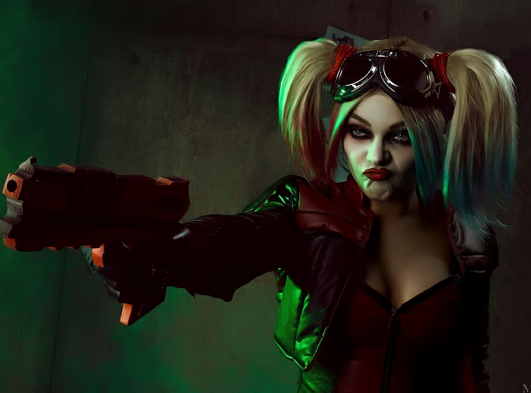 Injustice 2: Harley Quinn cosplay by Marika