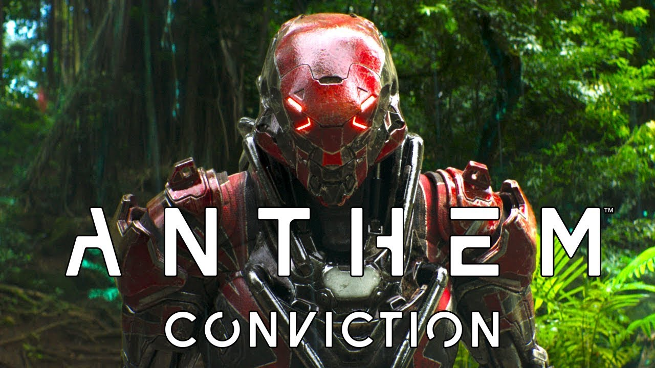 With the impending release of Anthem, Neil Blomkamp drops his short flim/trailer/whatever