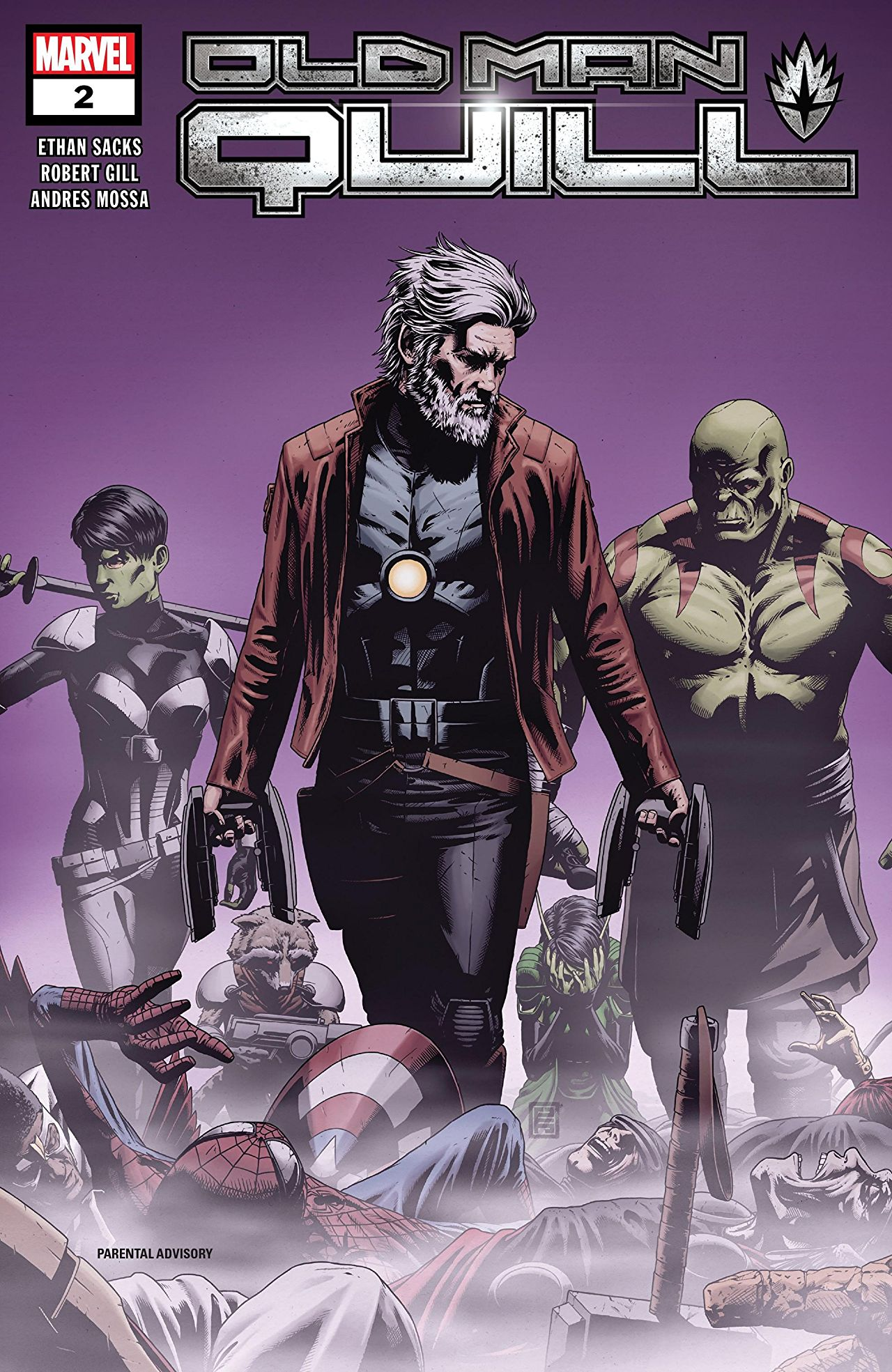 Marvel Preview: Old Man Quill #2