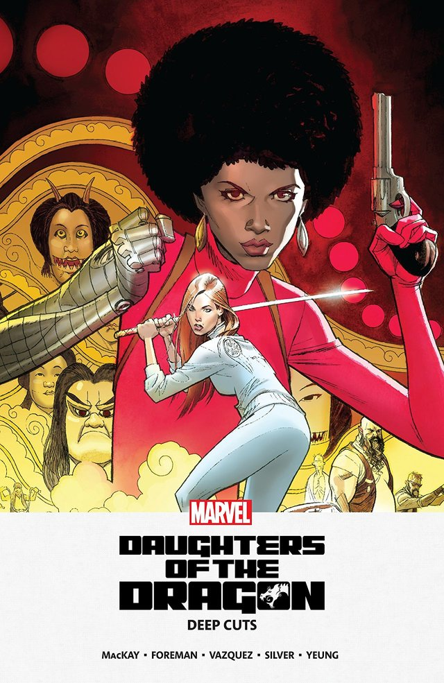 'Daughters of the Dragon: Deep Cuts' review: Friendship is magic (but so are samurai swords and robo-arms)