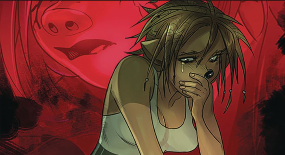 Unnatural #7 review: Action-packed and emotional