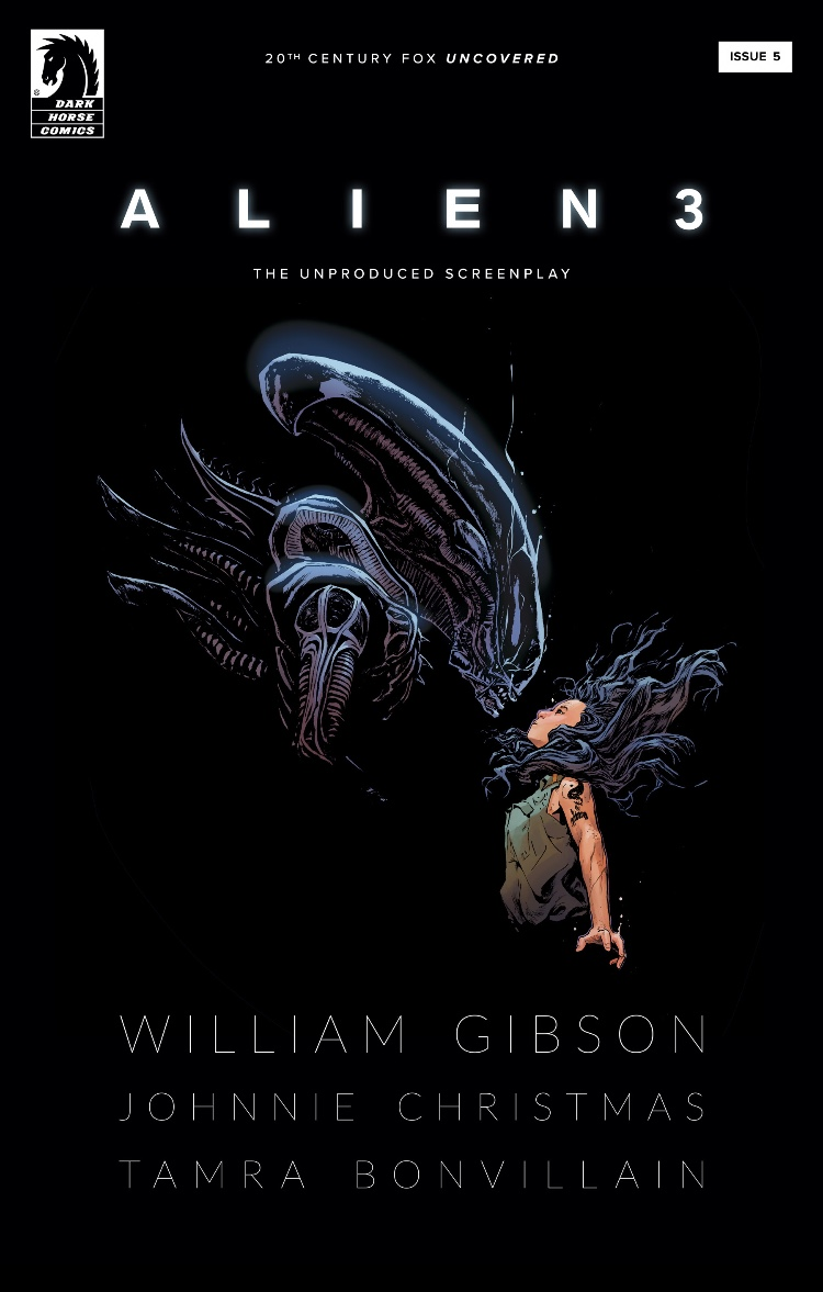 While William Gibson's Alien 3 isn't awful per se (I mean it's not Alien: Resurrection), perhaps it's greatest sin is it's just kind of meh.