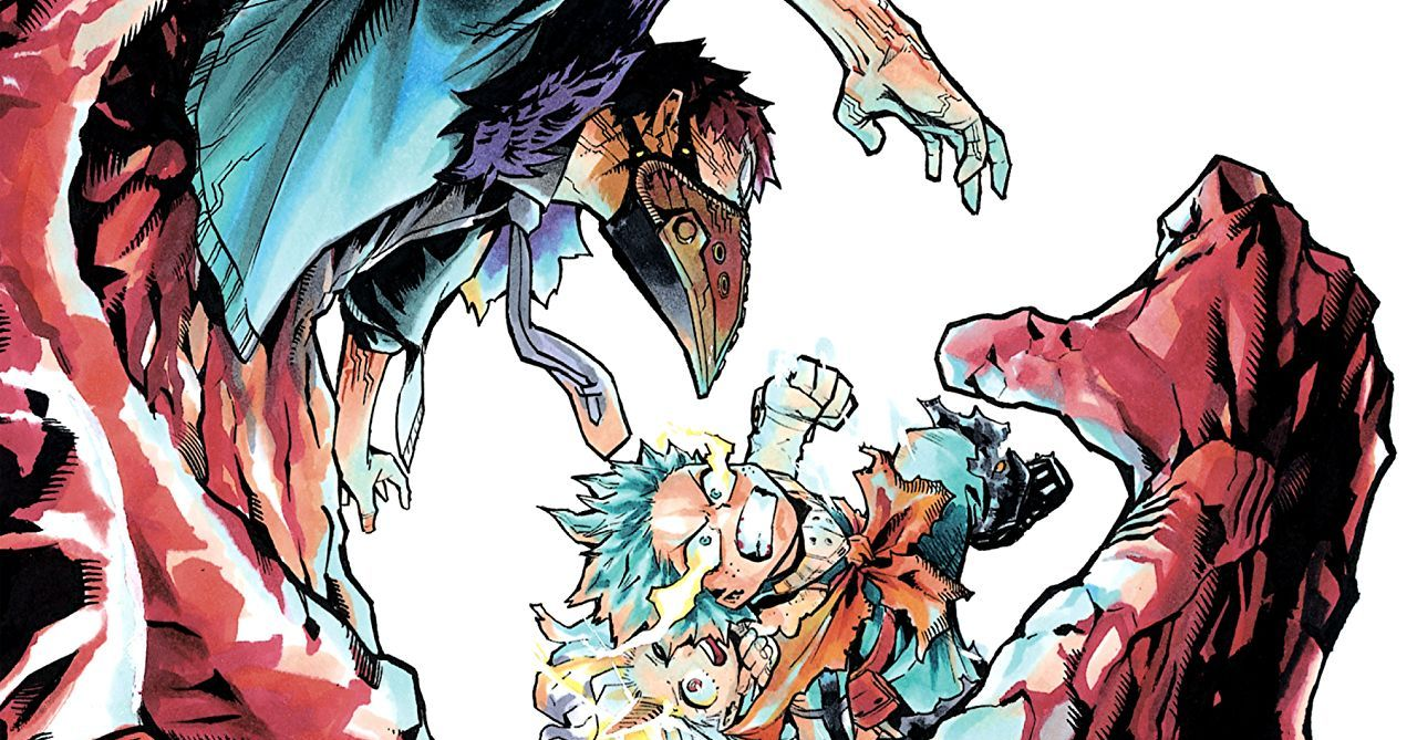 My Hero Academia Vol. 18 Review