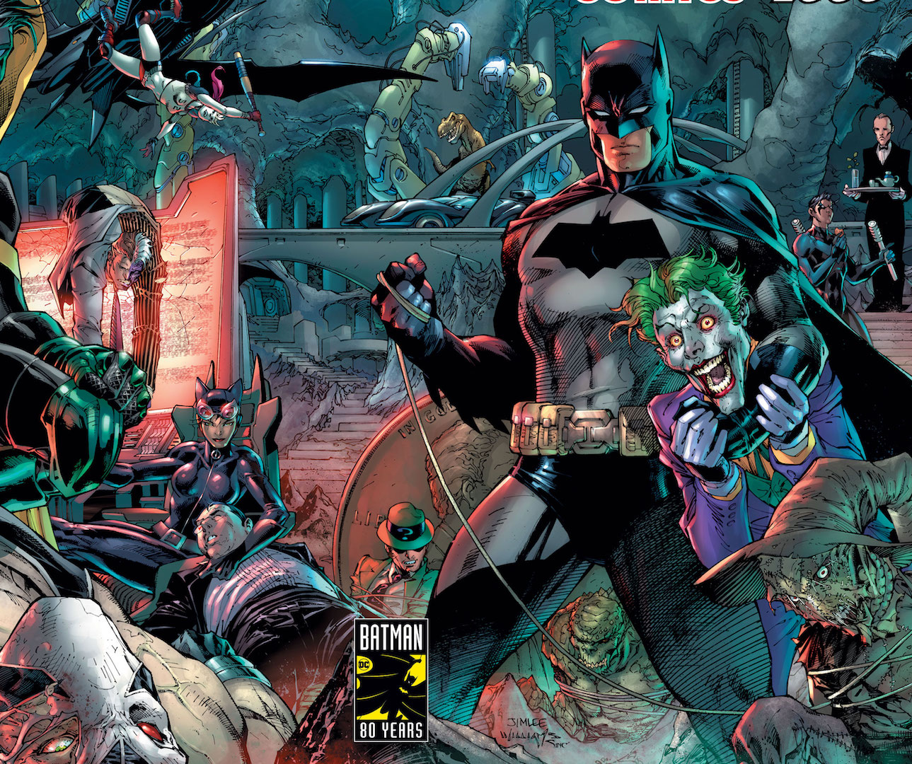 Detective Comics #1000: The Deluxe Edition Review