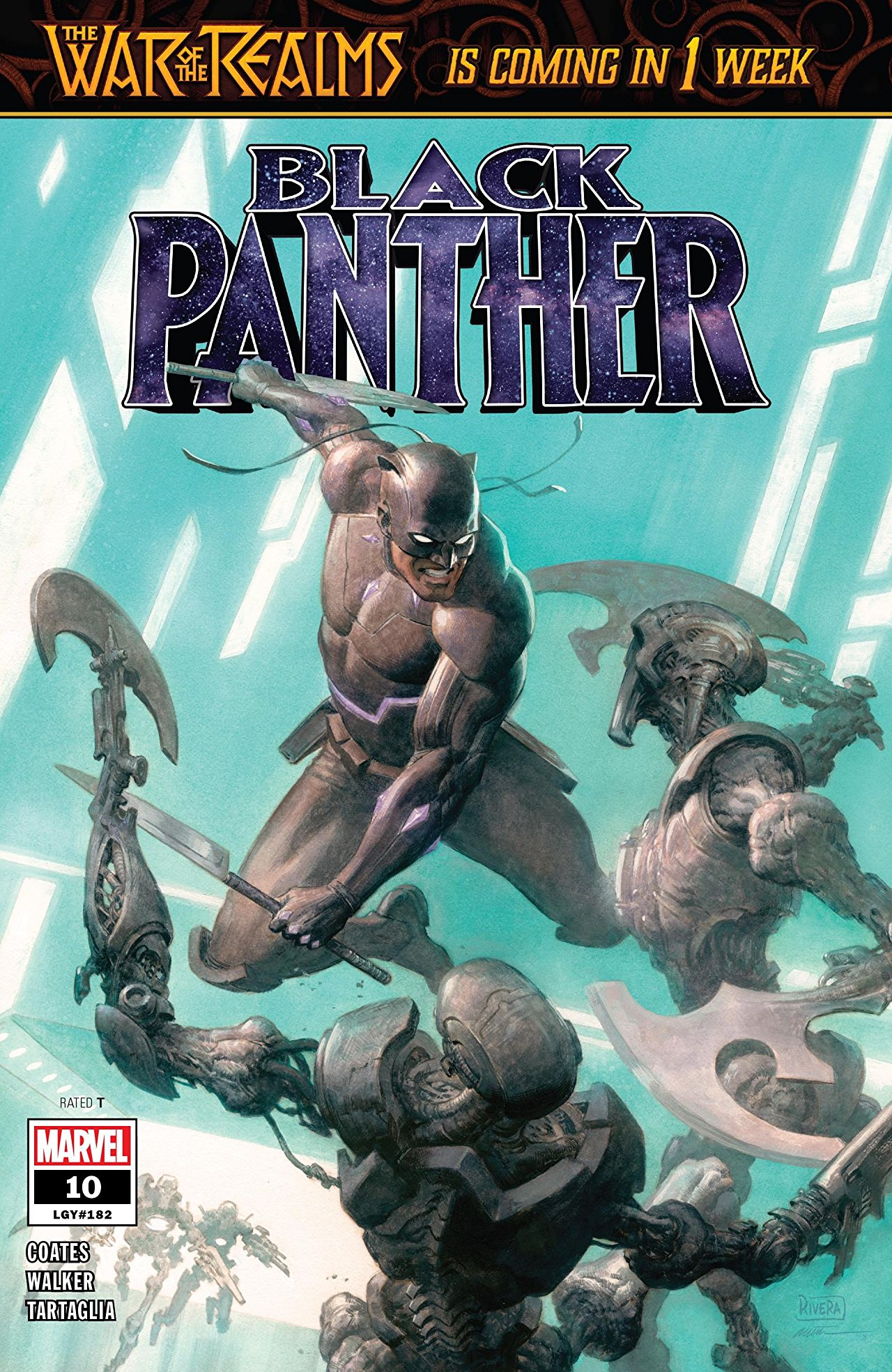 Marvel Preview: Black Panther #10