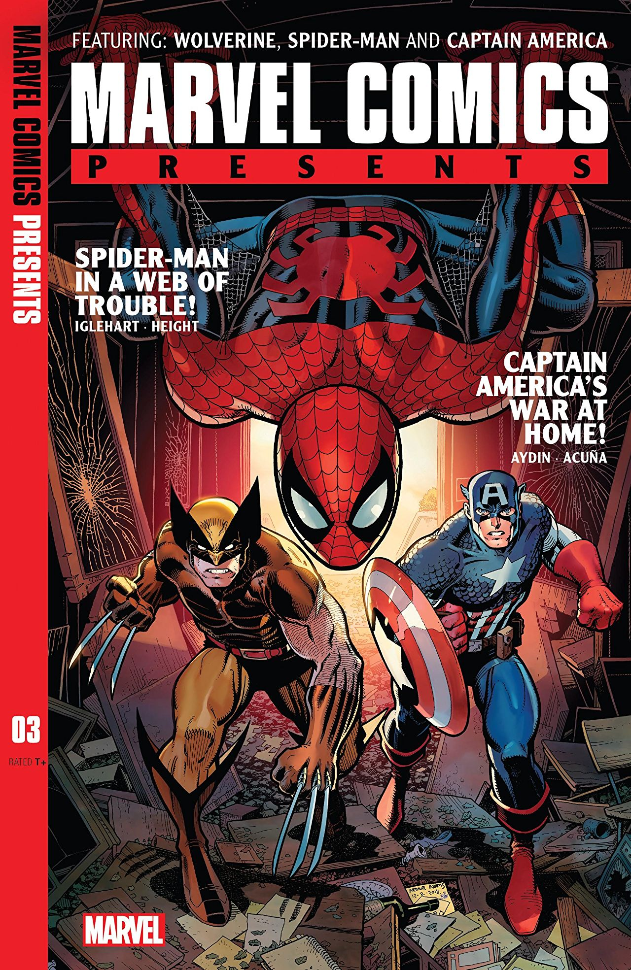 Marvel Preview: Marvel Comics Presents #3
