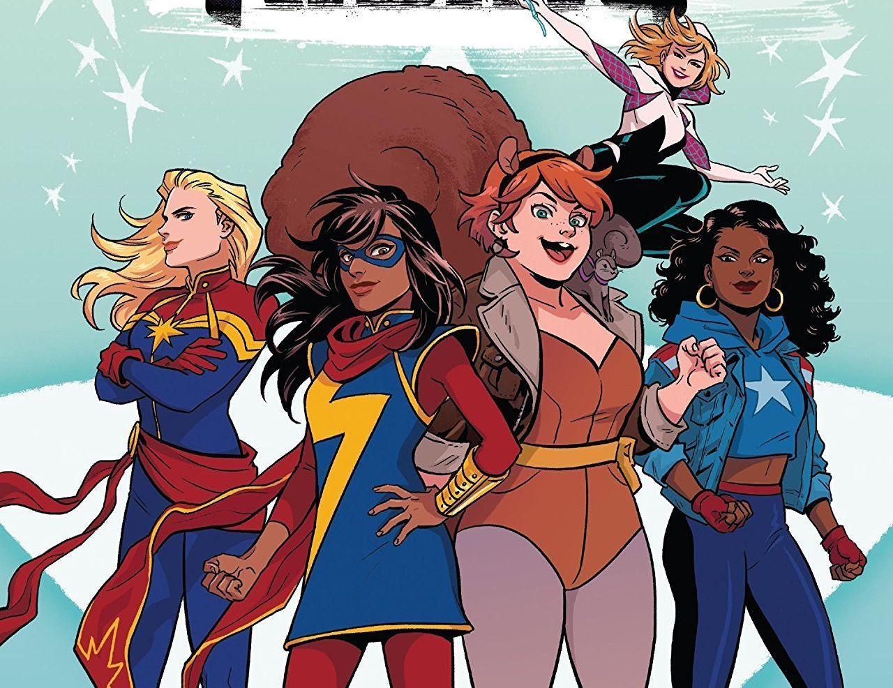 Marvel Rising #1 Review