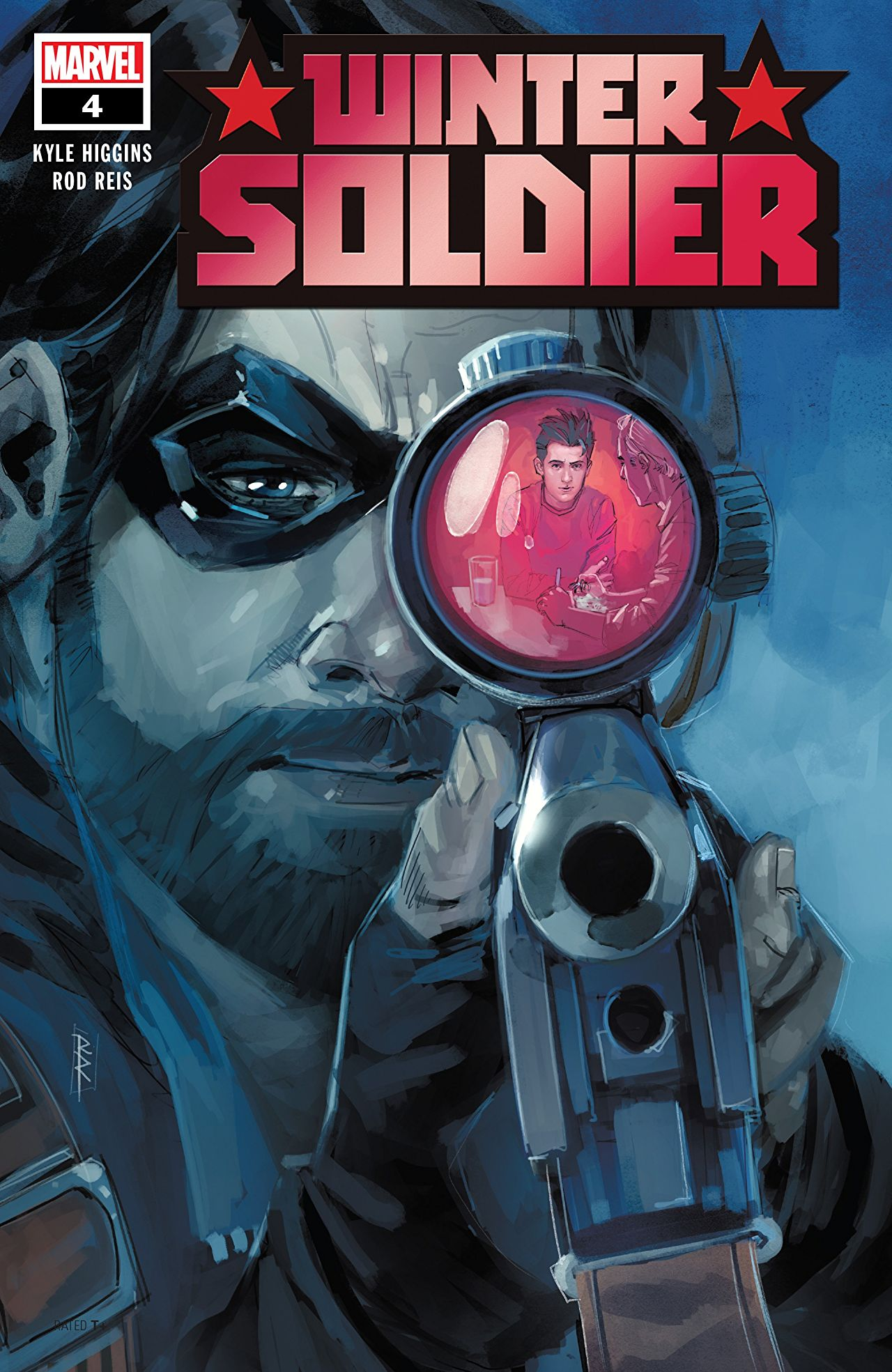 Marvel Preview: Winter Soldier #4