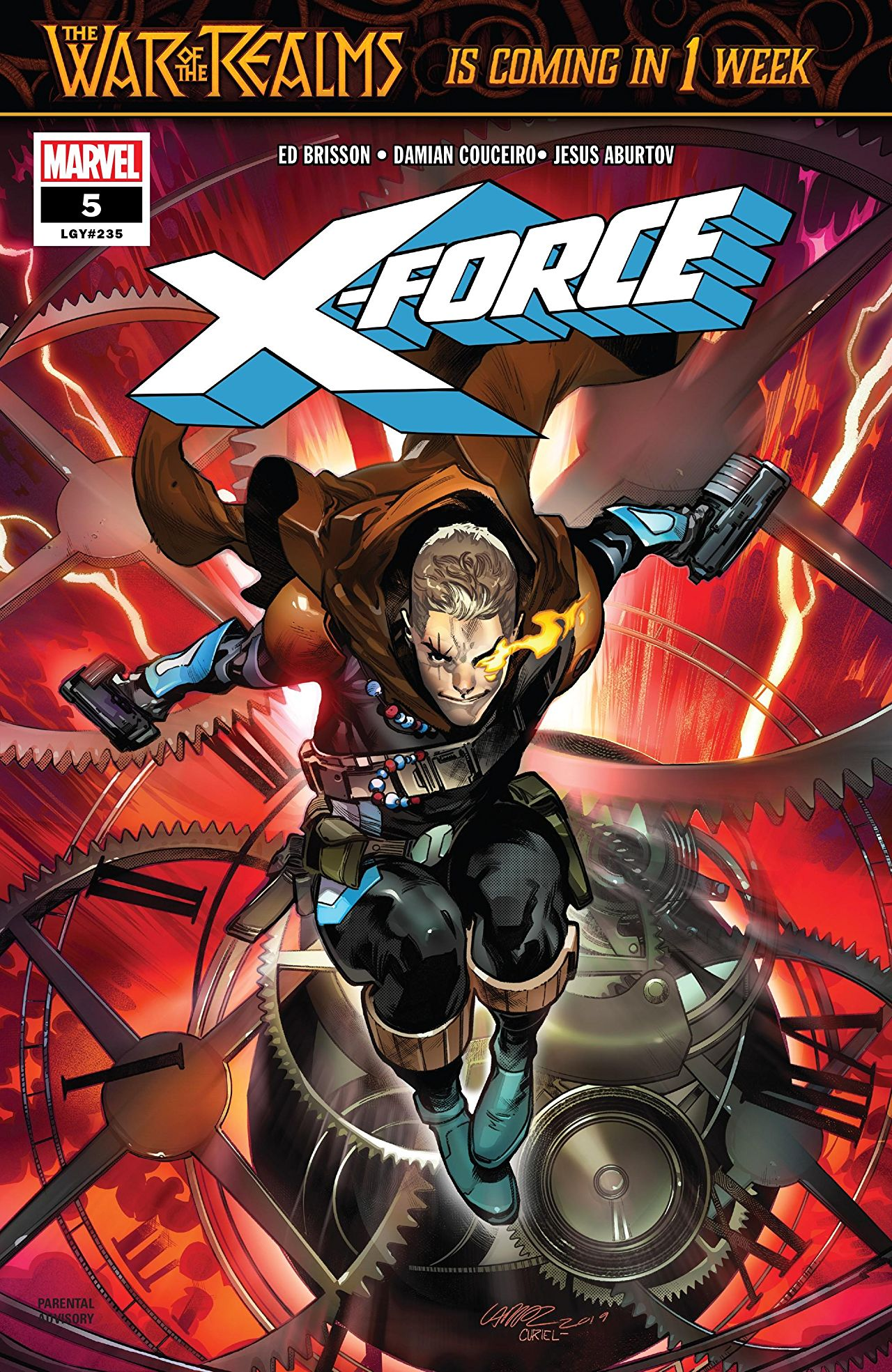 Marvel Preview: X-Force (2018-) #5