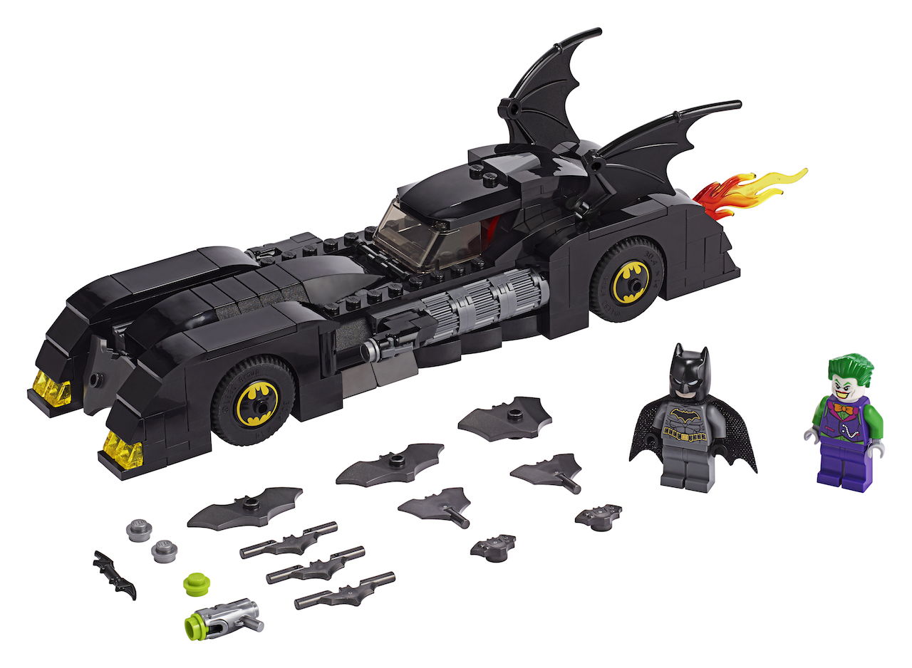 Celebrate Batman's 80th Anniversary with 5 new LEGO sets