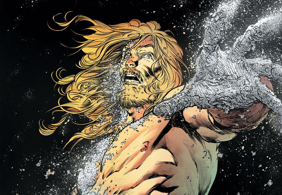 Aquaman #46 review: The Call