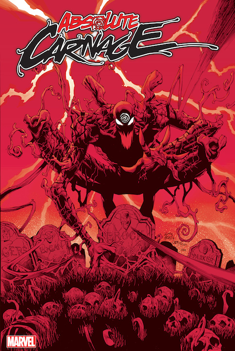 First Look: Absolute Carnage by Donny Cates and Ryan Stegman comes August 2019