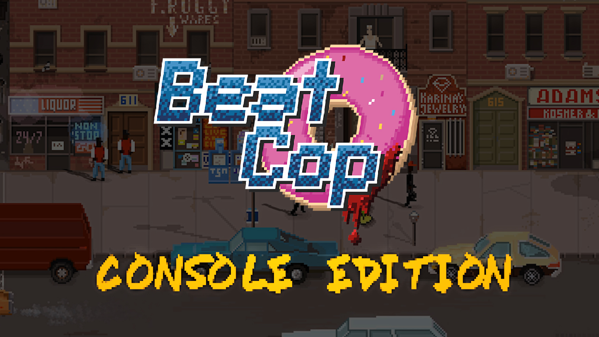 This retro cop inspired management sim is uncompromisingly honed. It's also boring.