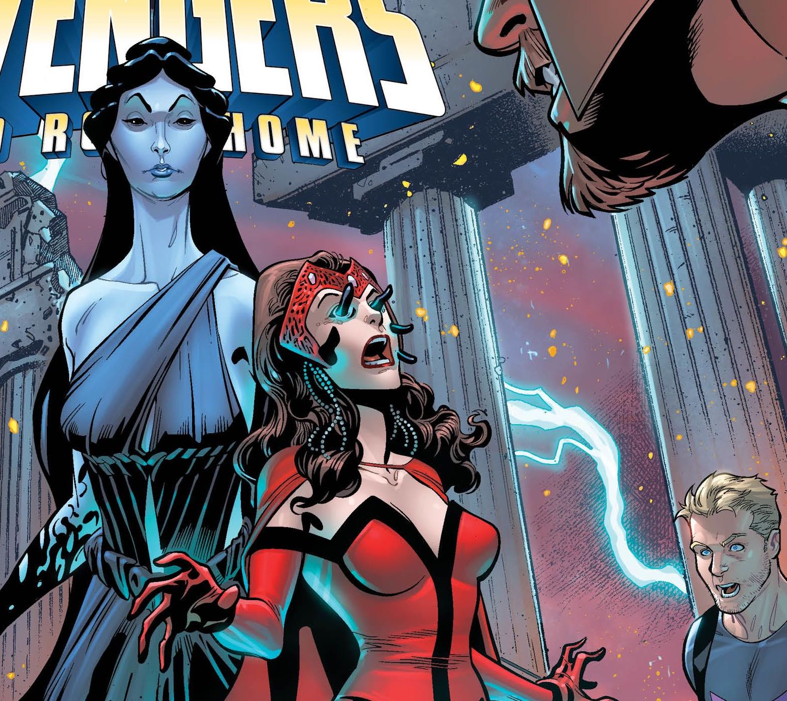 A major new hero to Marvel Comics makes their debut in 'Avengers: No Road Home' #5