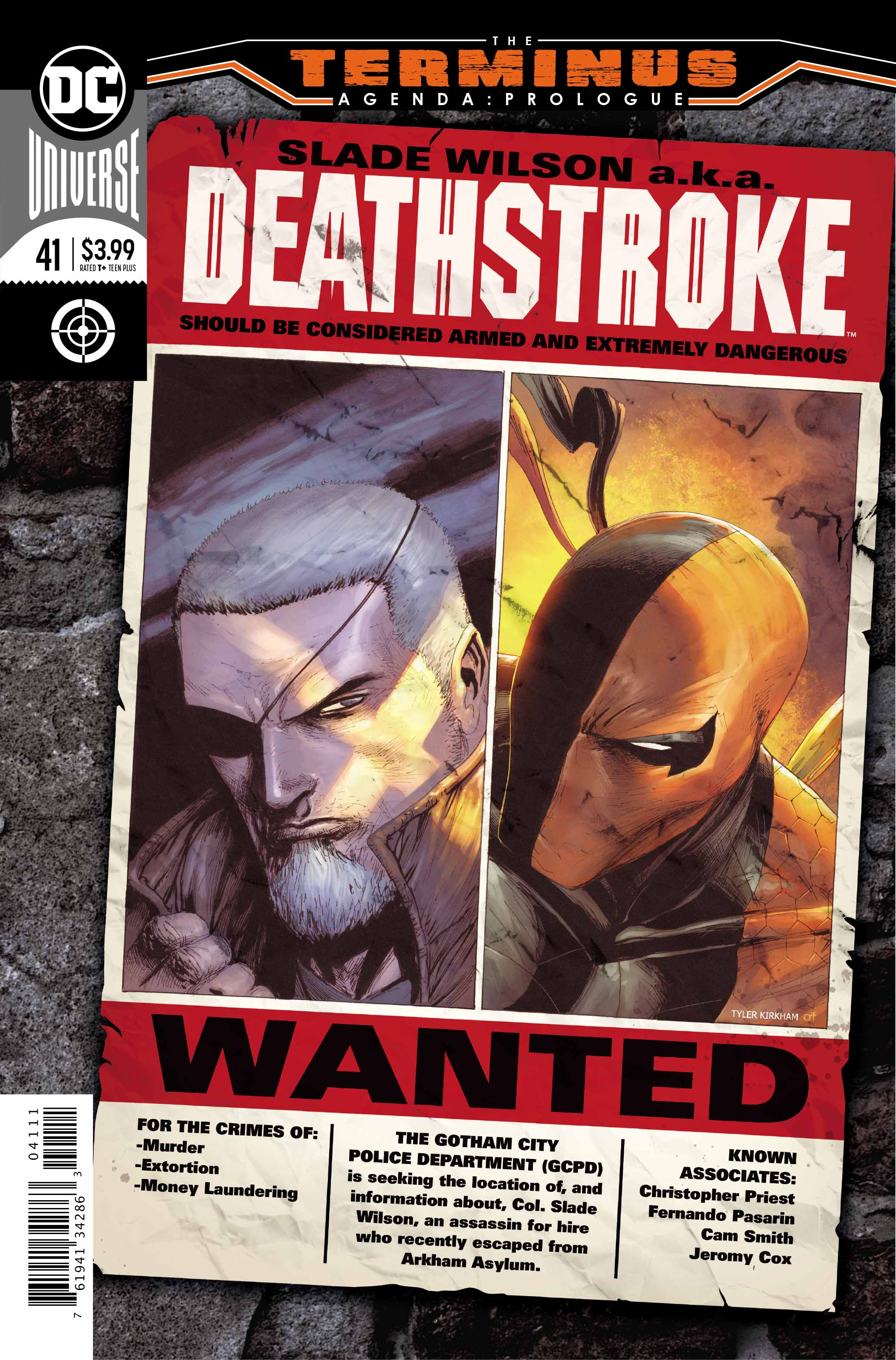 Deathstroke #41 Review