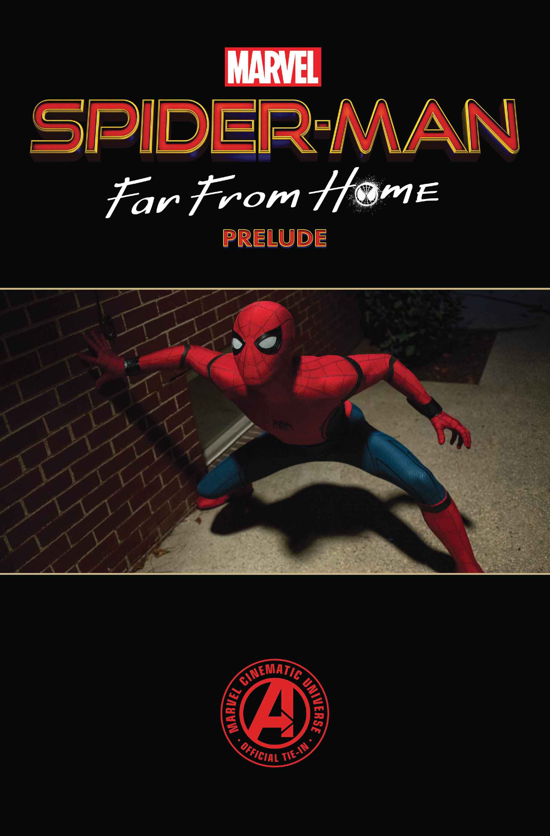 Marvel Preview: Spider-Man: Far From Home Prelude #1