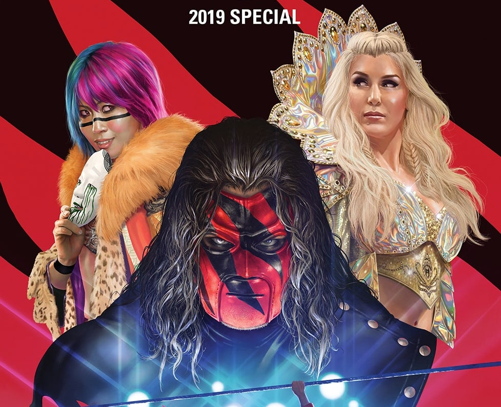 BOOM!'s WWE Wrestlemania 2019 Special is a hit and miss collection of some of the greatest stories told over the first 34 events.