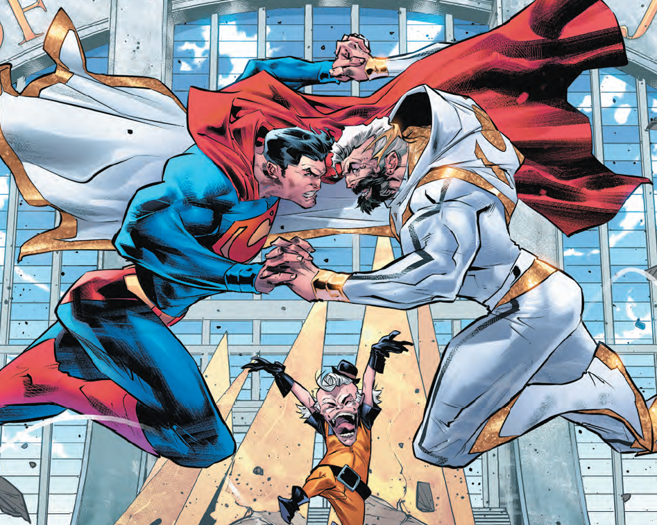 Justice League #20 Review