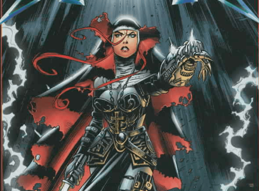 Cast and story updates for Netflix's 'Warrior Nun'