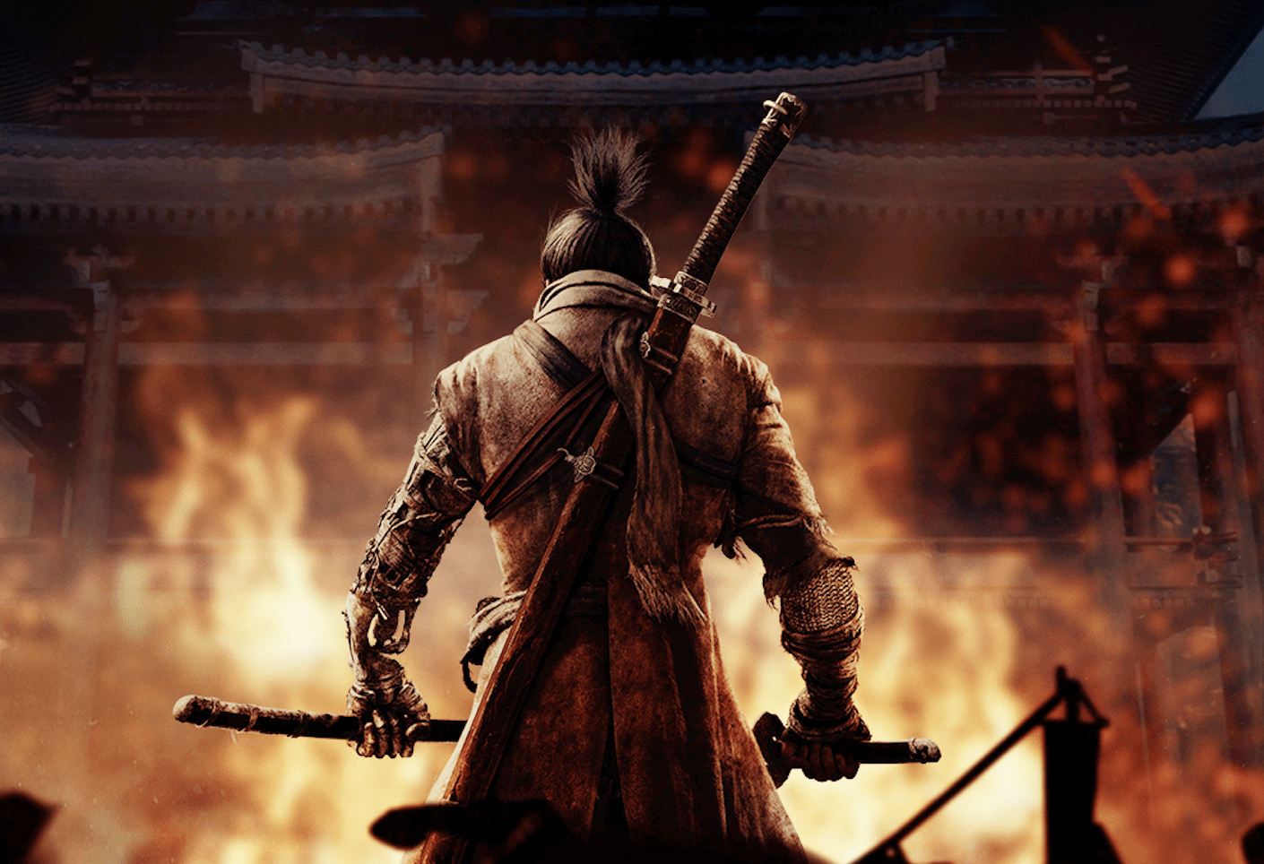 Sekiro: Shadows Die Twice launches - I'm already addicted