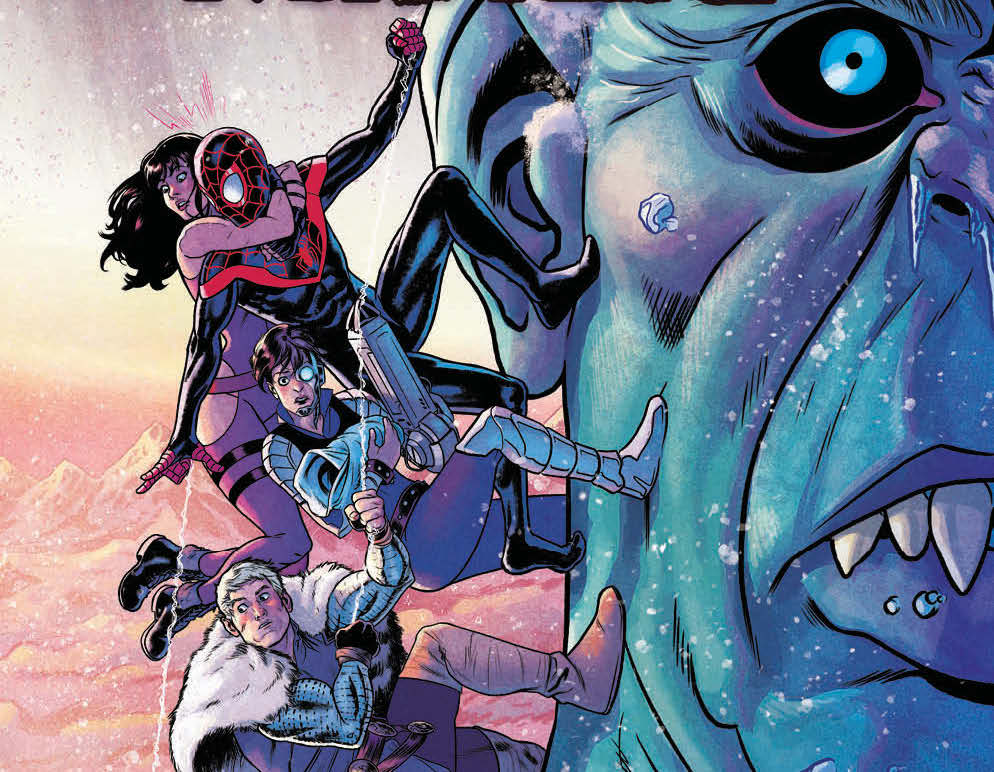 First Look: War of the Realms: Journey Into Mystery covers