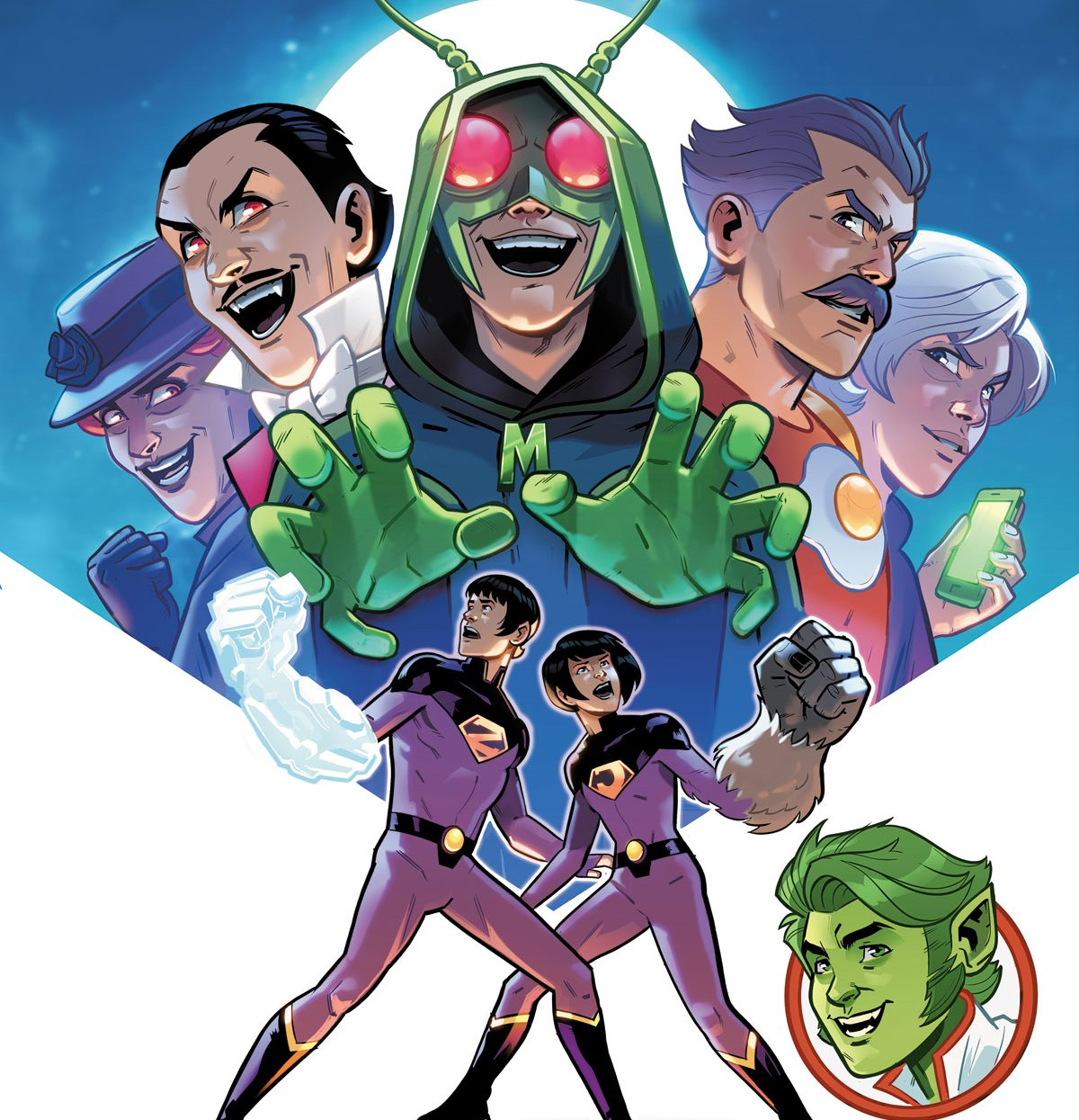 Wonder Twins #2 review: League of Annoyance!