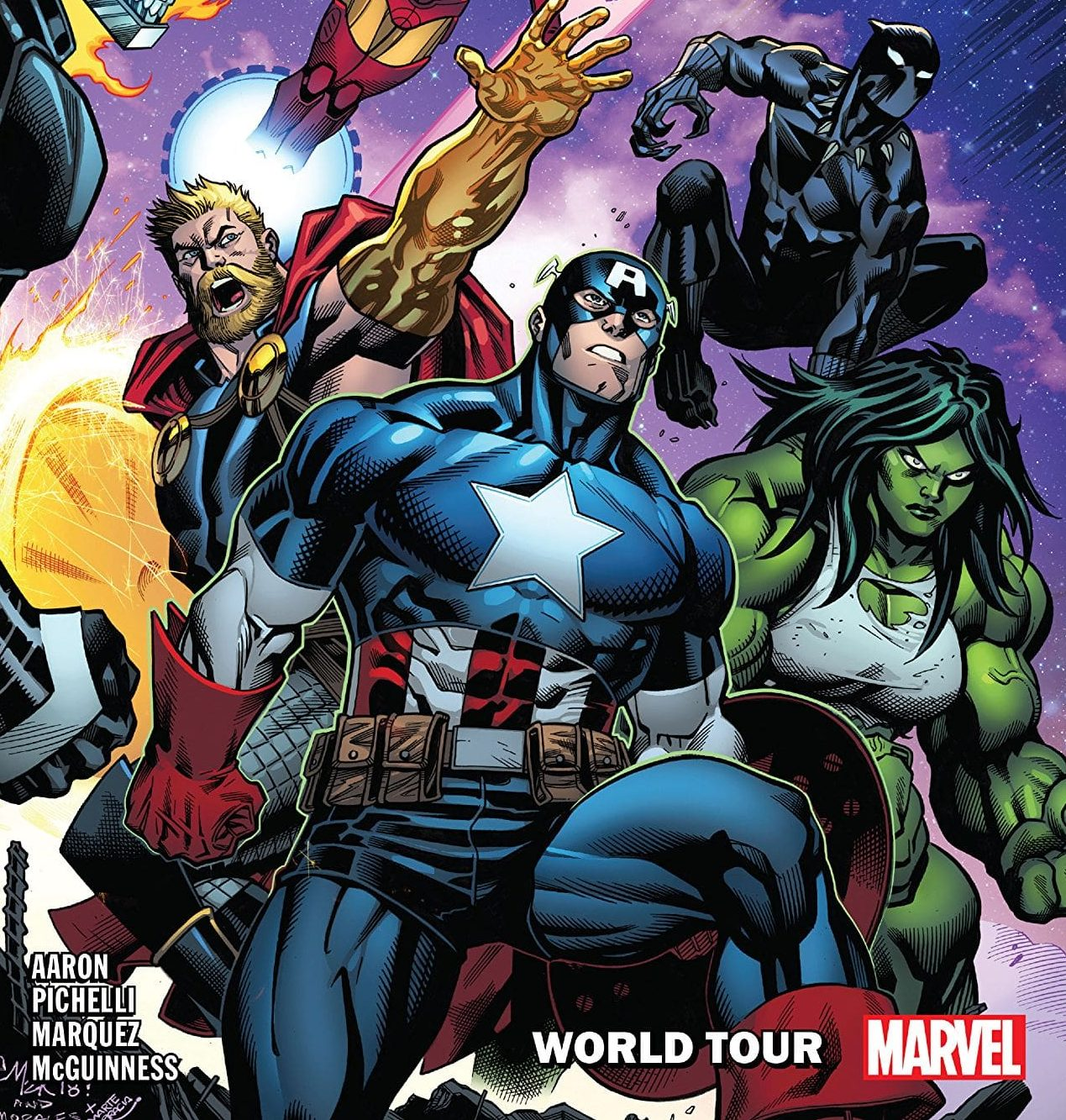 'Avengers Vol. 2: World Tour' review: moving the pieces into place