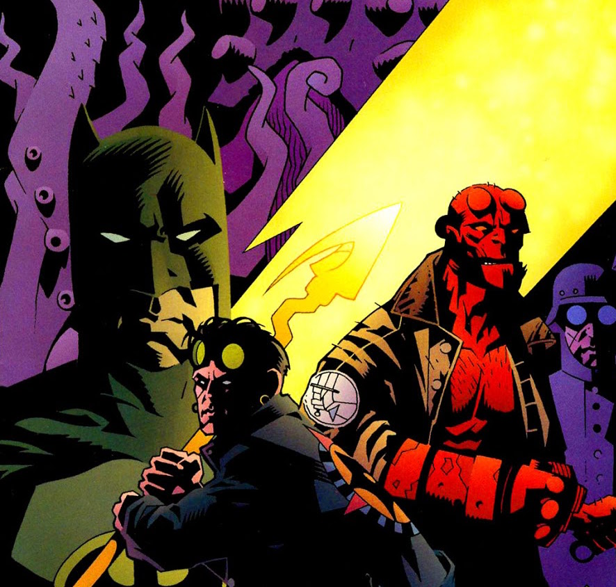 The strangest of bedfellows: 6 comic book crossovers you may have forgotten