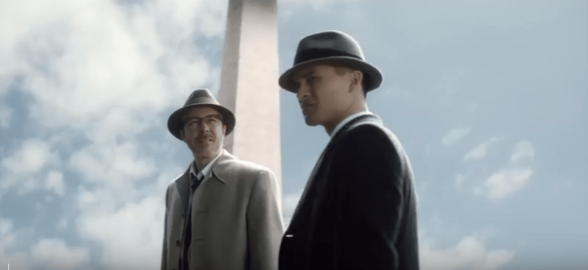 History Channel's 'Project Blue Book' ends with both a bang and a whimper