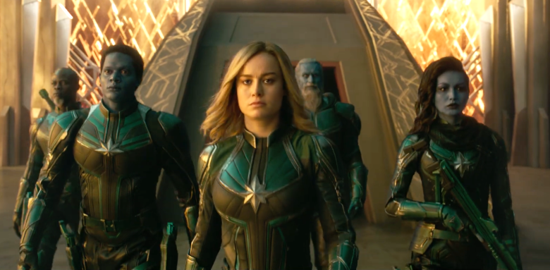This week we talk about Captain Marvel (BEWARE OF SPOILERS!), Frank Tieri incident on Twitter, Marvel's announced What If series and more!