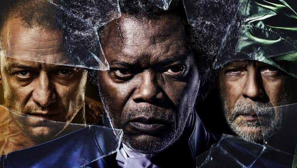 Glass was a good film, but can the Blu-ray make it a great home entertainment experience?
