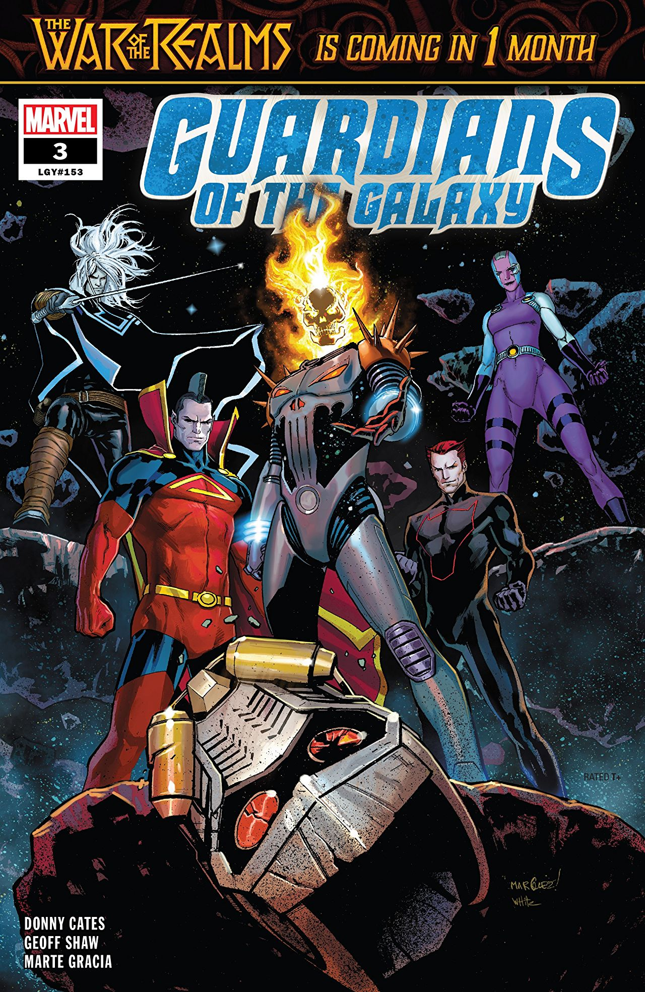 Galaxy Of The Guardians
