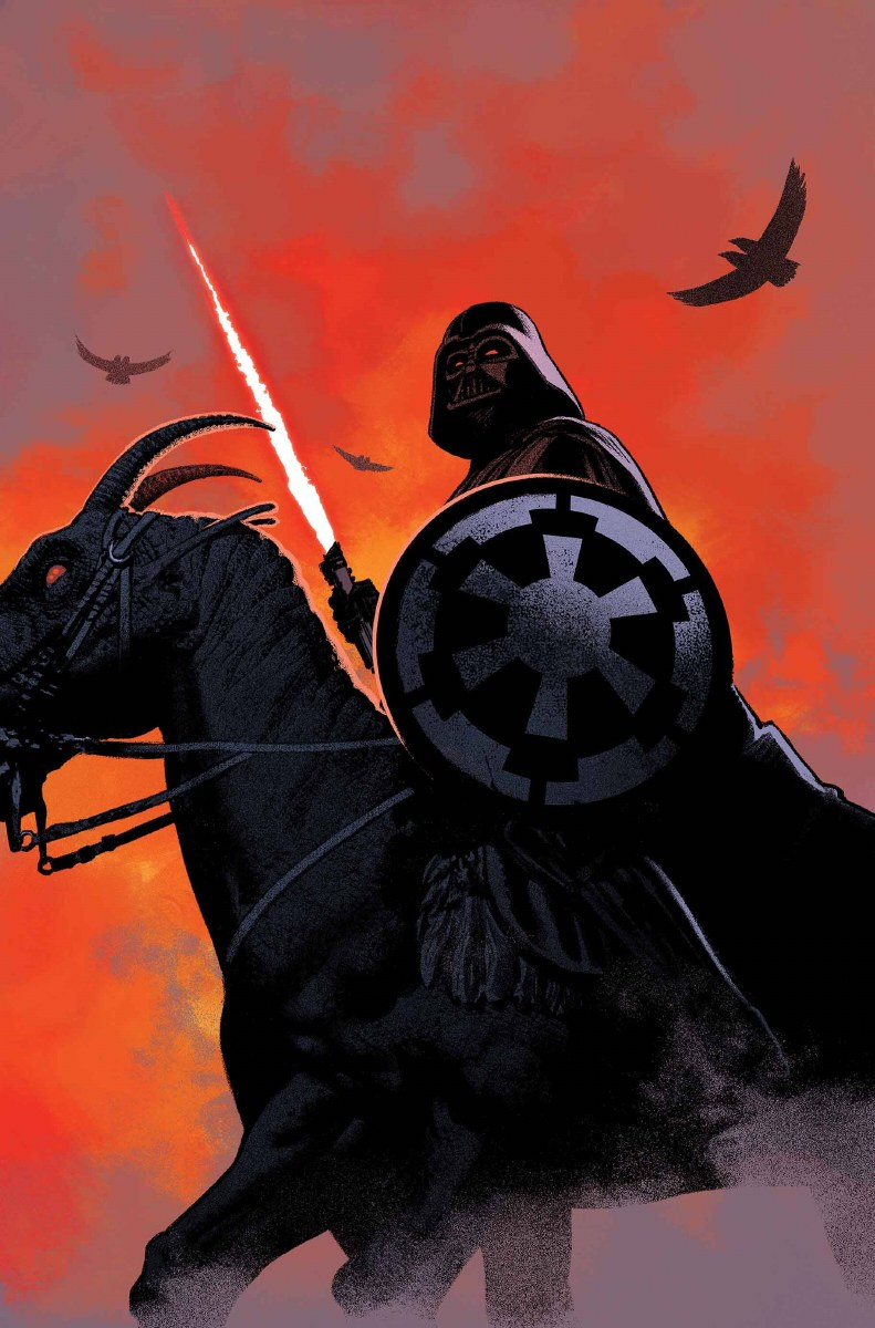 Star Wars: Vader - Dark Visions #1 Review