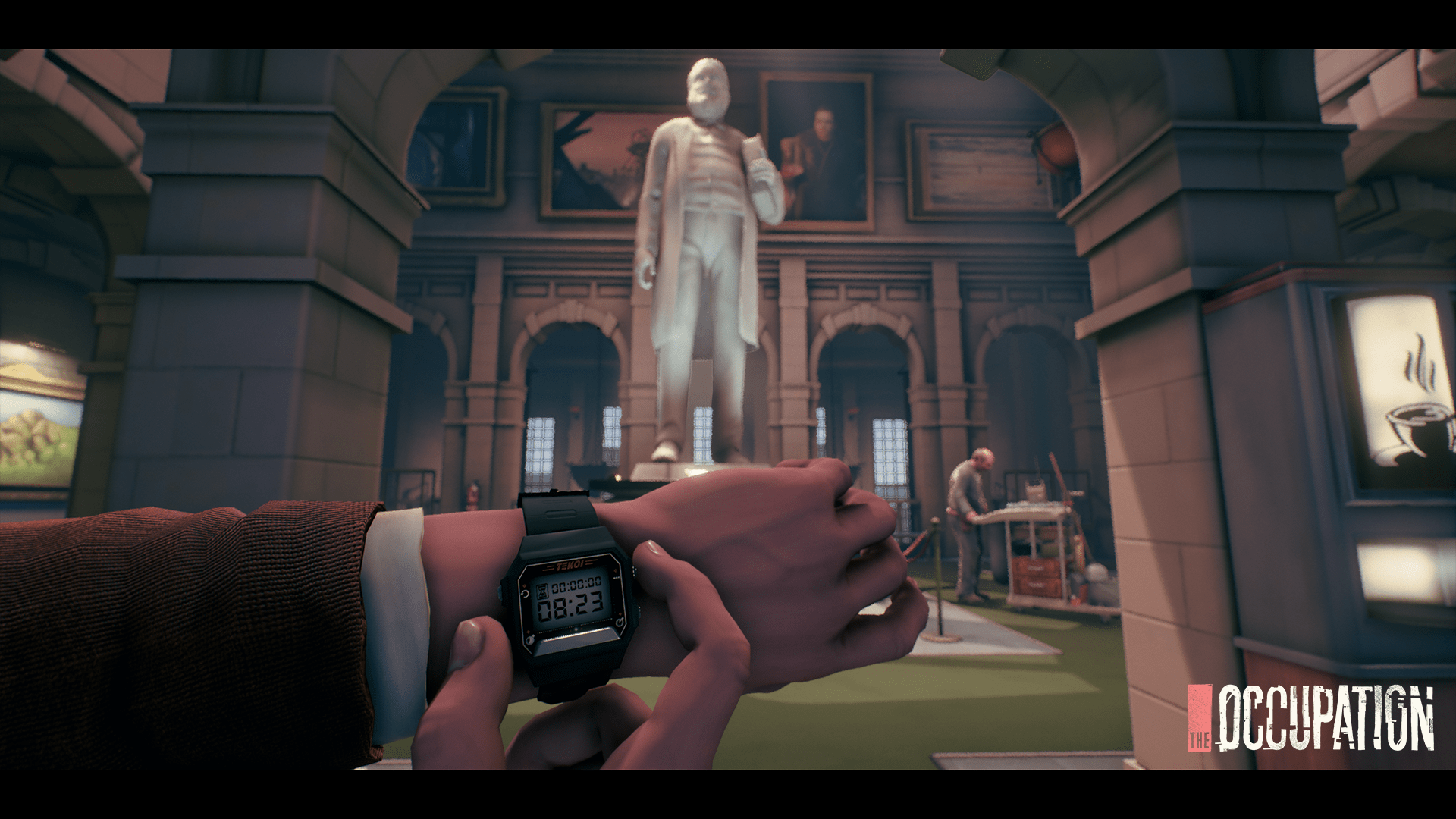 The Occupation (PS4) Review: No wasted motion