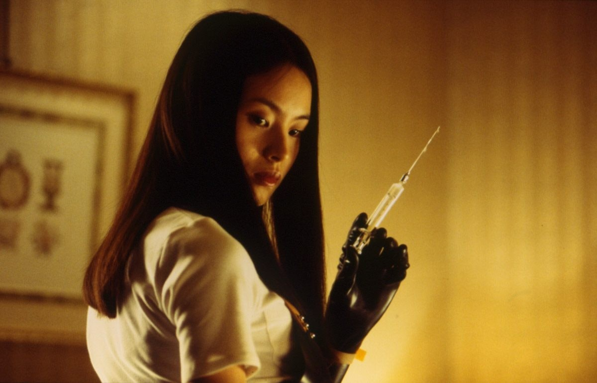 'Audition' was seen as one of the most horrific movies of all time when it was first released.