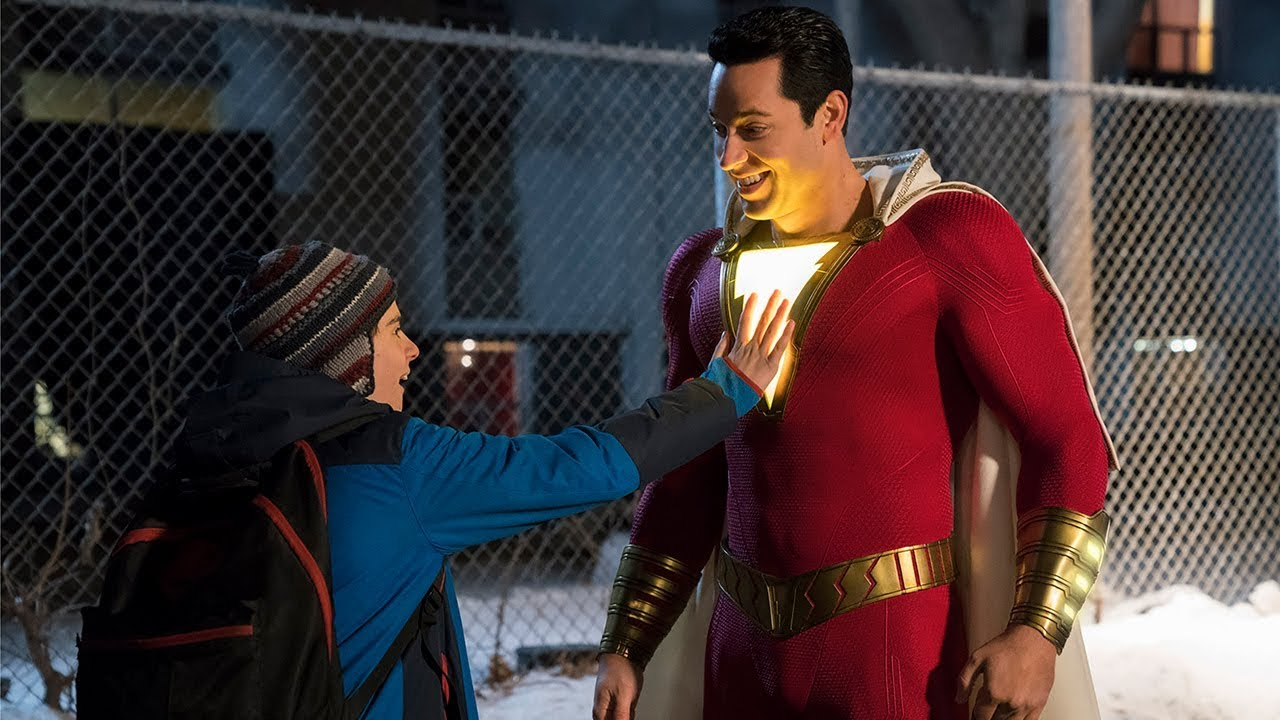 Adventures in Movies! 'Shazam! Special Edition' (Early Access Review!)