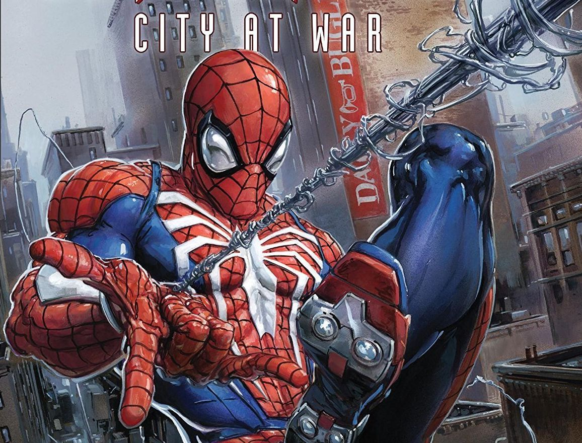 Marvel's Spider-Man: City At War #1 Review