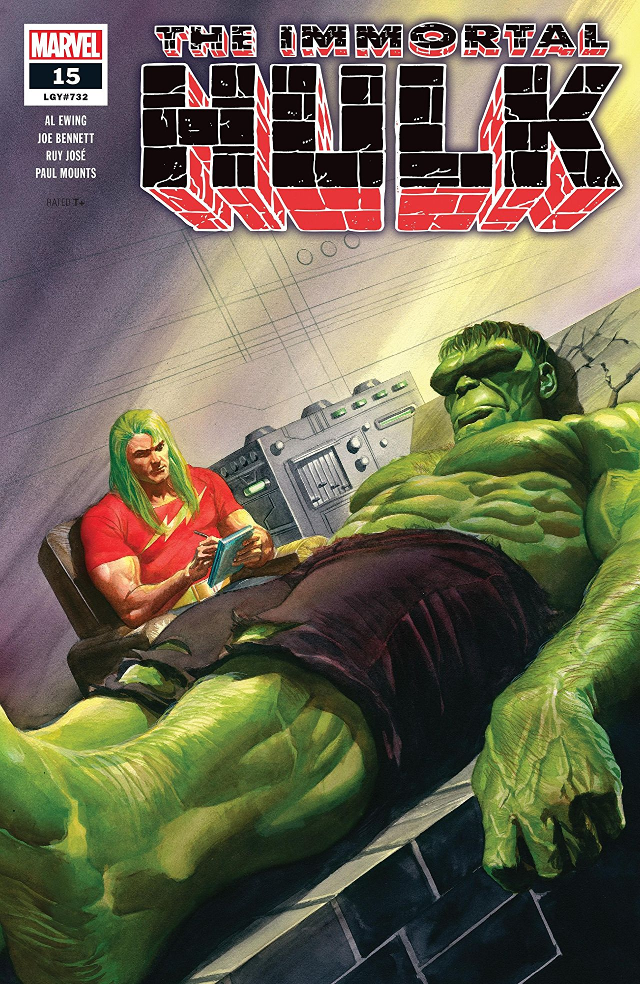 Marvel Preview: Immortal Hulk #15