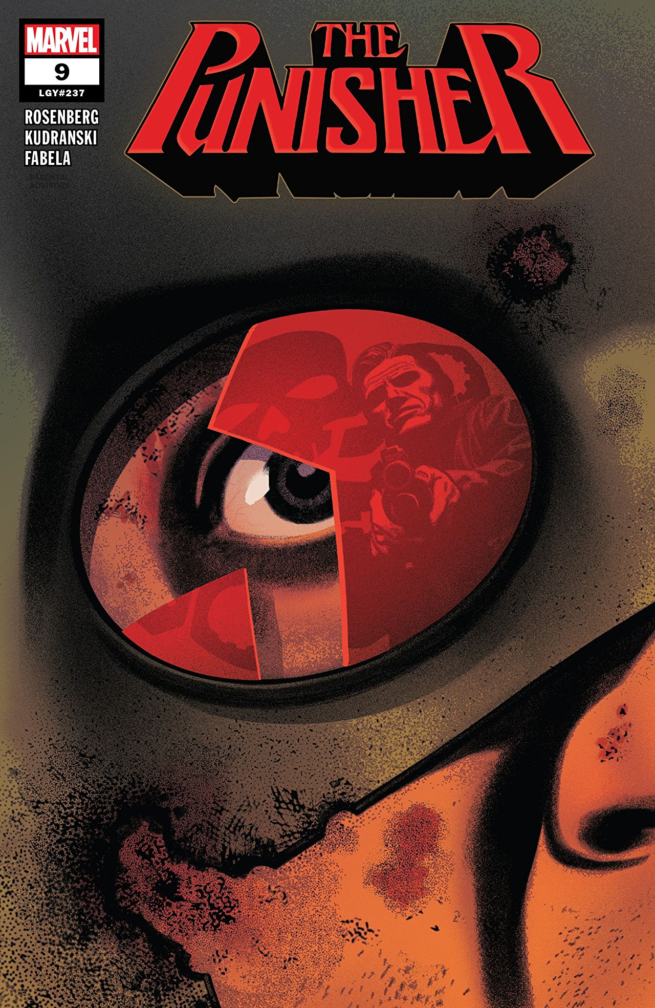 Marvel Preview: The Punisher (2018-) #9