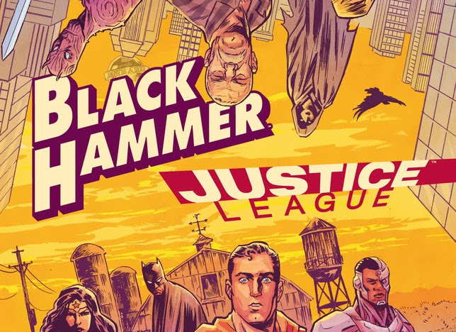 Dark Horse and DC Comics team up for a super Jeff Lemire crossover