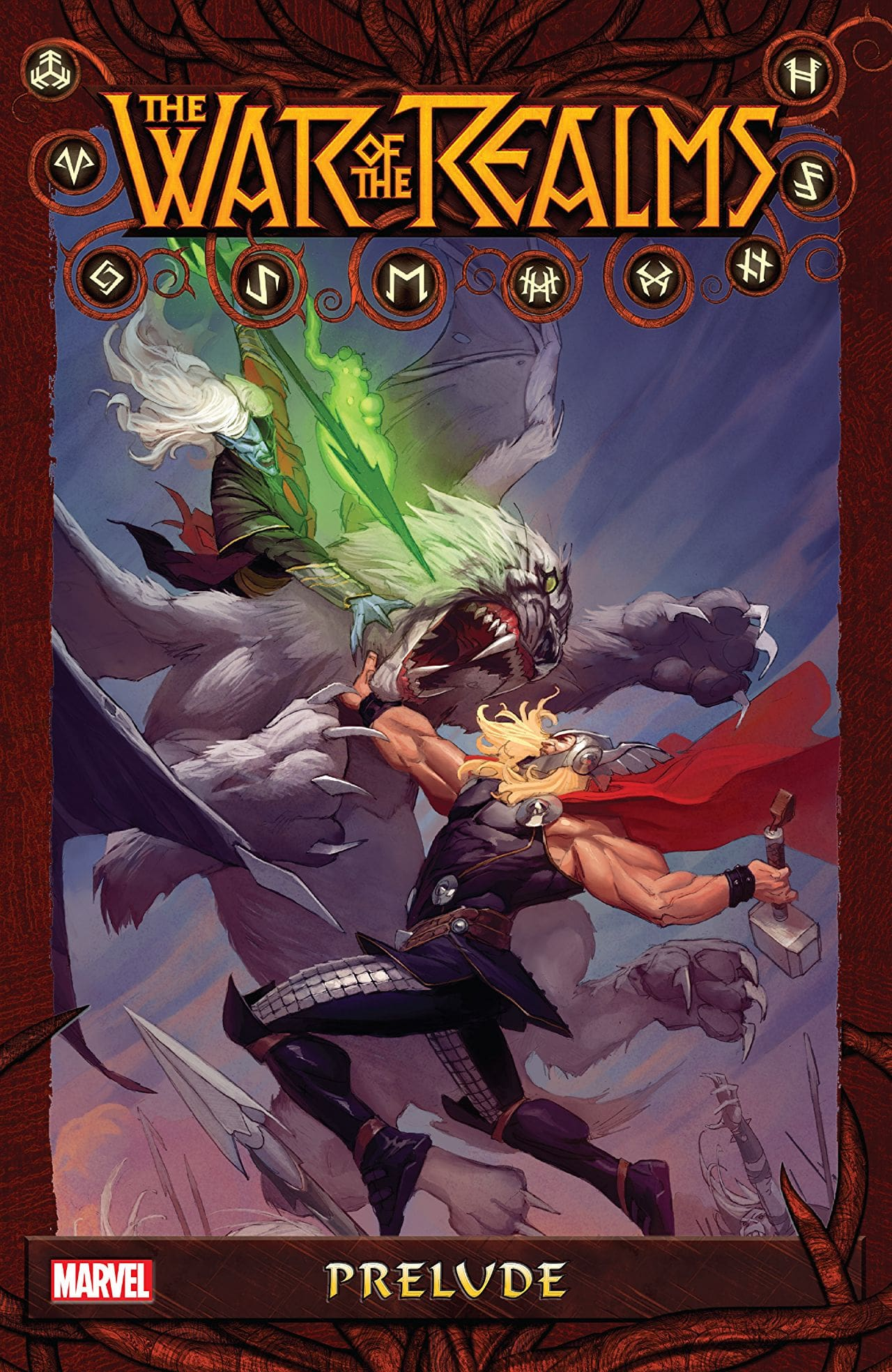 The War of the Realms Prelude review: A collection bringing the 9 (10) realms closer to their doom
