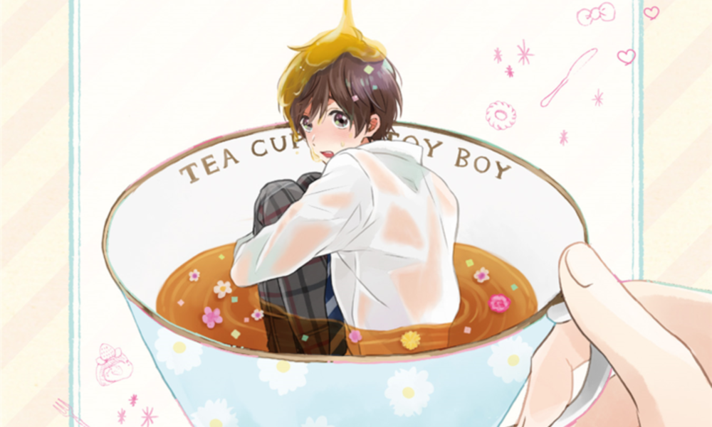 Tea Cup Toy Boy Review
