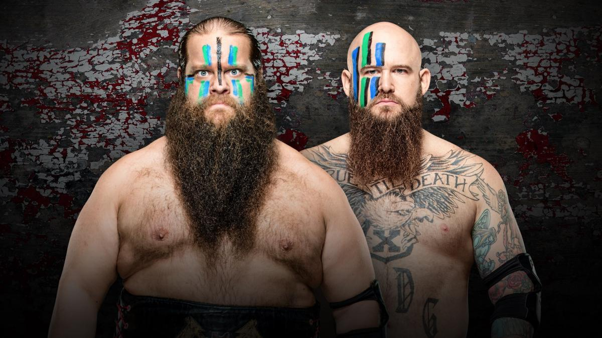 War Raiders debut on WWE Raw with bizarre new name