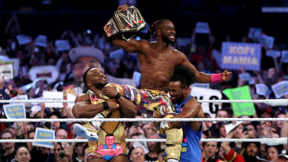 We try to cover as much of WrestleMania weekend as we can in just over an hour.