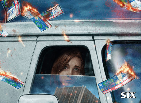Stranger Things: Six #1 advance review: Step back into Hawkins Laboratory