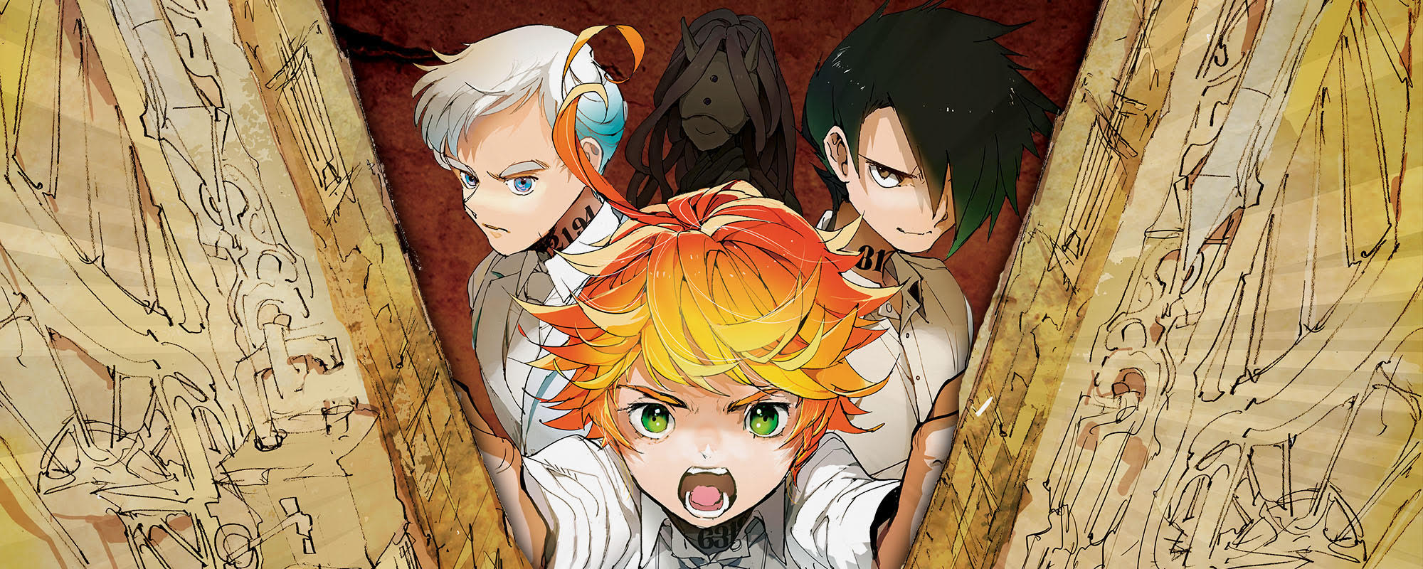 Our heroes return to the Seven Walls in The Promised Neverland.
