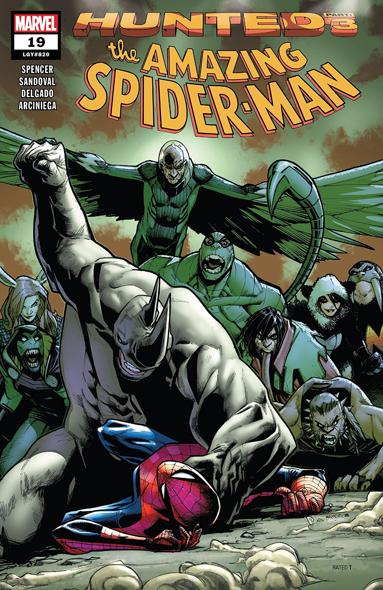 Marvel Preview: Amazing Spider-Man #19